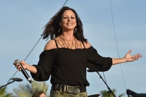 Sara Evans Responds to Comments About Women on Country Radio: 'I'm Appalled!' | Country Music Today | Scoop.it