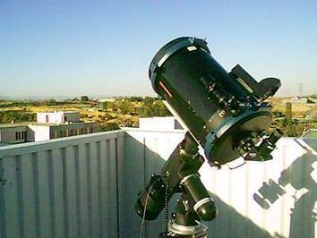 Montaje y uso del Celestron 11'' | astrobrath | Scoop.it