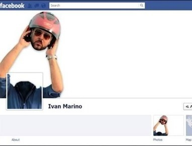 15 of the Coolest Facebook Timeline Profiles - Oddee.com | ten Hagen on Social Media | Scoop.it