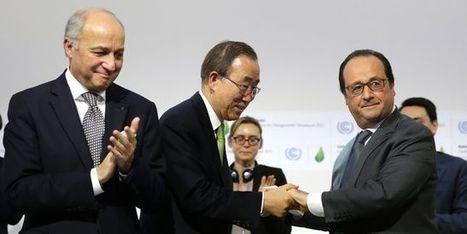 COP21: un accord historique mais fondé sur un «droit mou» | responsabilité humaine | Scoop.it