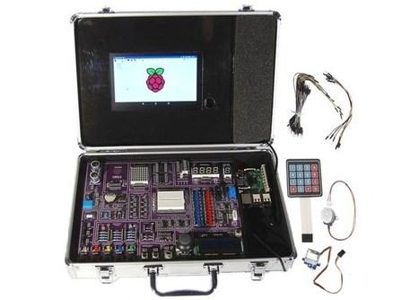RPiKit Raspberry Pi Tutorial Suitcase (video) - Geeky Gadgets | Raspberry Pi | Scoop.it