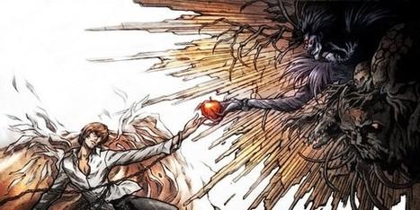 Death Note: Se transmitirá en abril por TVC Platino   Noticias Anime [es]   Scoop.it