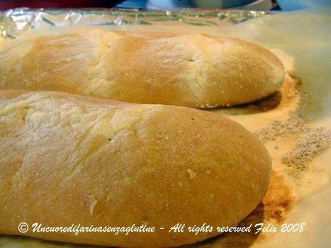 Uncuoredifarinasenzaglutine: Pane bianco senza glutine con lievitino | FreeGlutenPoint | Scoop.it