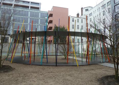 Beat Zoderer: Pavillion - Sculpture No. 2, 2011   Art Installations, Sculpture, Contemporary Art   Scoop.it