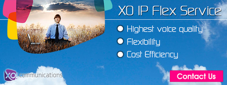 XO IP Flex Service – A VoIP Solution for any Size of Business | Internet Services | Scoop.it