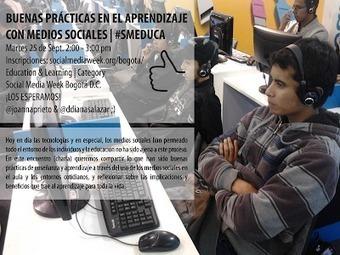 #SMEduca Social Media Learning, buenas prácticas de Aprendizaje con Medios Sociales | #SMEduca | Scoop.it