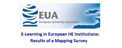 E-Learning in European HE Institutions: Results of a Mapping Survey | MOOC: Massive Open Online Courses | Scoop.it