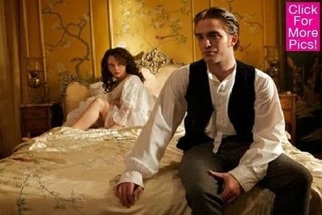 Rob Pattinson In 'Bel Ami': Fans Go Wild After Screening - Hollywood Life   The Twilight Saga   Scoop.it