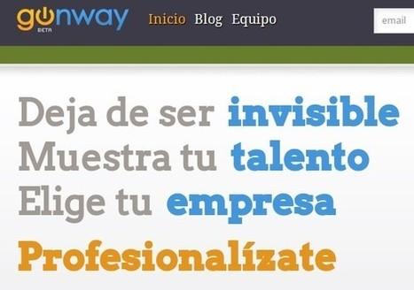 Gonway, una red social profesional para estudiantes, en español   Recursos TIC   Scoop.it