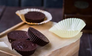 Homemade Chocolate Peanut Butter Cups (Recipe) - Care2.com | Chocolate | Scoop.it