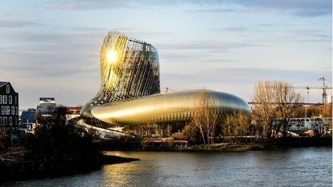 La Cité du vin, à consommer sans modération | Connaissance des Arts | Actu et Tendances Tourisme | Scoop.it