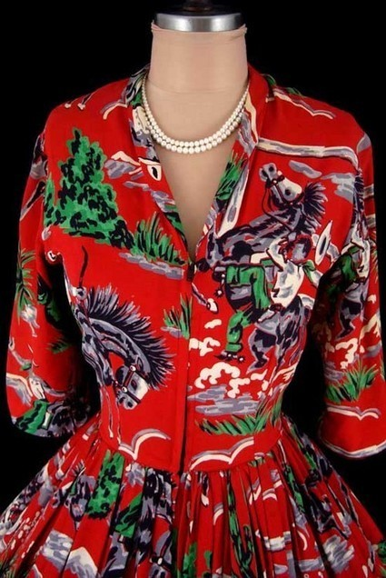 I want this for my Christmas dress! | Western Lifestyle | Scoop.it