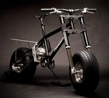 Hanebrink All-Terrain Electric Bike ~ Grease n Gasoline | Cars | Motorcycles | Gadgets | Scoop.it
