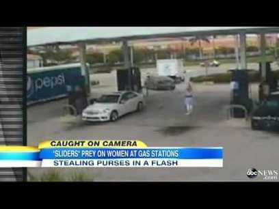 'Sliders' Snatching Valuables From Cars Across US | Videos that make you laugh and cry | Scoop.it