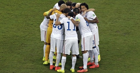 World Cup Day 15: This Is It, America   World Cup Brazil 2014   Scoop.it