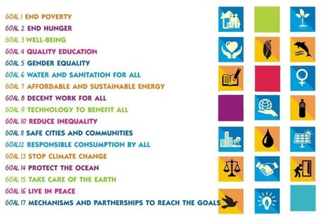 [17 goals for 'PEOPLE and PLANET'] What are the Sustainable Development Goals? | Le BONHEUR comme indice d'épanouissement social et économique. | Scoop.it