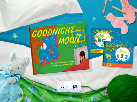 Goodnight Moon is Now an App! What Do You Think? | Publishing Digital Book Apps for Kids | Scoop.it