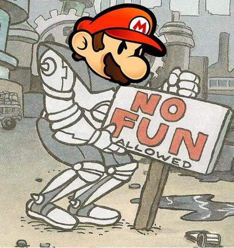Nintendo fait retirer 562 jeux de fans d'une plateforme d'hébergement | Bons plans | Scoop.it