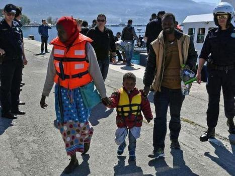 'I saw my wife and my two-month old child die at sea'   Europa e Asia Centrale News   Scoop.it