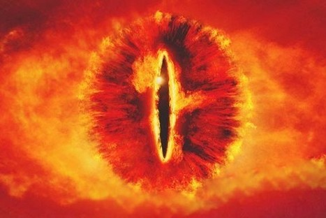 The Eye of Sauron is the modern surveillance state | Litteris | Scoop.it