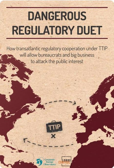 Dangerous Regulatory Duet | Ethics? Rules? Cheating? | Scoop.it