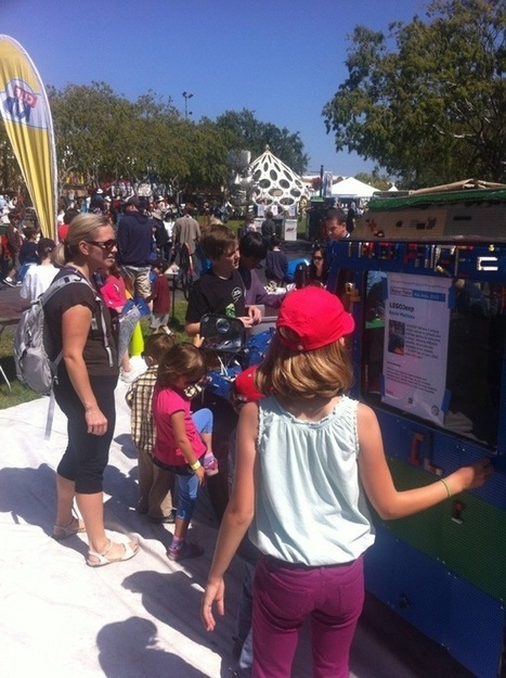 Maker Faire First Day Favorites | FabLabs & Open Design | Scoop.it