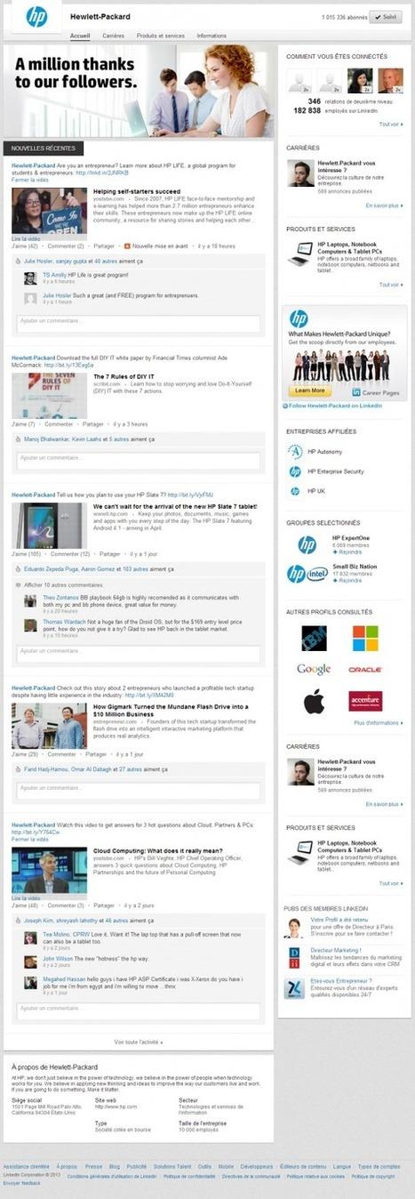 Comment Utiliser LinkedIn pour Promouvoir votre Entreprise | Emarketinglicious | SEO - Digital Marketing | Scoop.it