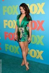 [Photos] Lea Michele At The Fox 2014 Fanfront In NY | Young Gossip | Scoop.it