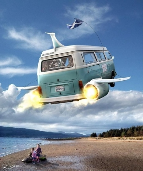 The future of CampervansRockin Vans Campervan Hire | log cabins | Scoop.it