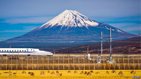 Why Japan's high-speed trains are so good - The Economist (blog) | Passenger Rail Resurgence in the U.S. | Scoop.it