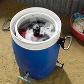 GiraDora : projet de machine à laver sans électricité | Innovations, Créations, Solutions... | Scoop.it