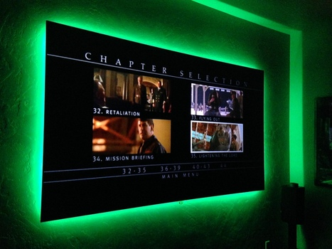 5 home theater design tips for a fab room - HomeTechTell | The world of LEDs | Scoop.it