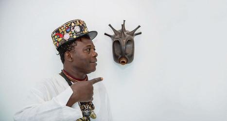 """Romuald Hazoumé : """"Cela fait cinquante ans que la culture béninoise est à l'abandon""""   Culture afro-caribéenne   Scoop.it"""