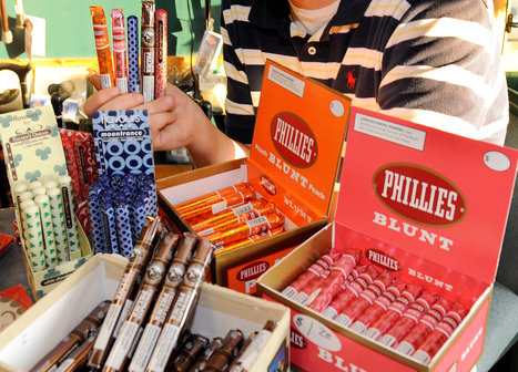 In All Flavors, Cigars Draw In Young Smokers - New York Times | Legal Products2 | Scoop.it