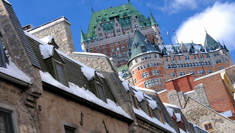 The Quebec region in sounds and images | To visit Québec City | Scoop.it