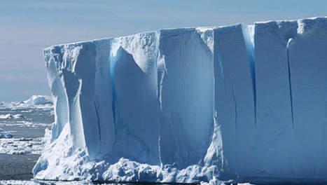 Losgeraakte ijsberg verontrust wetenschappers | Aardrijkskunde | Scoop.it