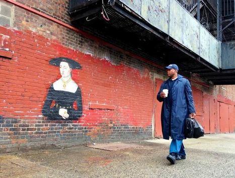 Outings Project – Quand les peintures classiques rencontrent le street art | Portails de CDI | Scoop.it