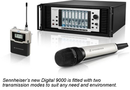 Sennheiser introduces Digital 9000 wireless mic system - Broadcast Engineering (blog) | Digital Video Storytelling | Scoop.it