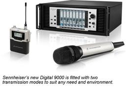 Sennheiser introduces Digital 9000 wireless mic system - Broadcast Engineering (blog) | Digital Video Storytelling | Scoop.it