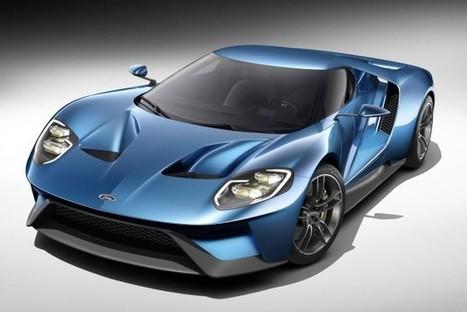 Ford GT : le V6 EcoBoost sur d'autres sportives ? | Auto , mécaniques et sport automobiles | Scoop.it
