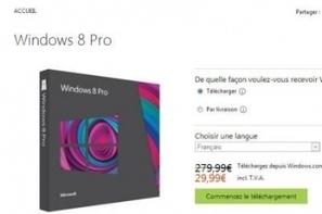 Windows 8 coûte désormais quatre à dix fois plus cher | Actualité high-tech et techno | Scoop.it