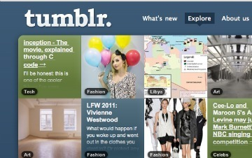 Tumblr Introduces Curation Feature That Encourages Users To Tag Posts | Brand & Content Curation | Scoop.it