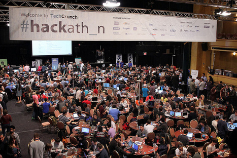 Announcing The Disrupt NY Hackathon Judges, API Workshops And Awards - TechCrunch | xiBOSS Tech news | Scoop.it