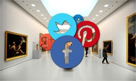Les réseaux sociaux : atout incontournable des institutions culturelles ! | Quatrième lieu | Scoop.it