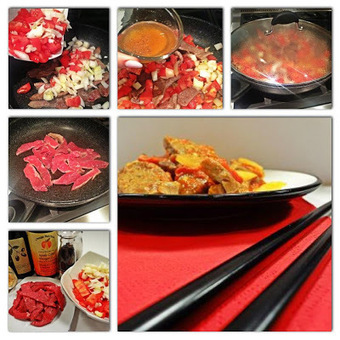 Ginger Beef Recipe | Useful Fitness Articles | Scoop.it