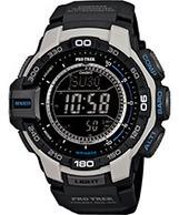 PRG270-7 - PRO TREK, Mens, Digital, Altimeter, Barometer, Compass, Watch | CASIO America, Inc. | Time to find better time | Scoop.it