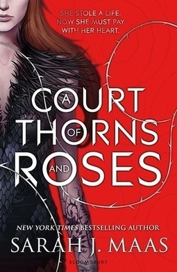 A Court Of Thorns And Roses by Sarah J. Maas - review   Young Adult Books   Scoop.it