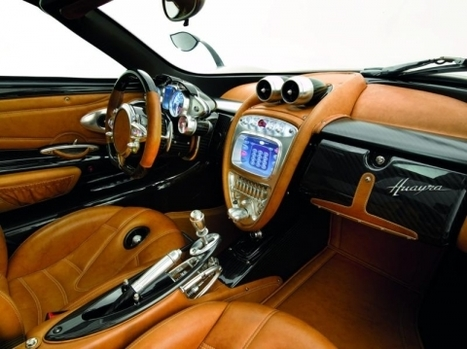 2012 Pagani Huayra Proves There's Life After the Zonda   Art, Design & Technology   Scoop.it