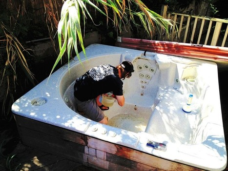 Topmost Concerns for Hot Tub Owners | SWIMMING | Scoop.it
