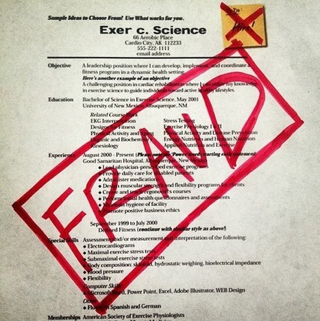 The Top 5 Ways To Fight Resume Fraud | Your Job Search Campaign | Scoop.it